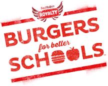 Burger for Schools